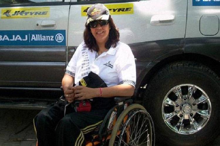 Rio Paralympics Shotputter Deepa Malik bags silver first Indian woman ever to get a medal