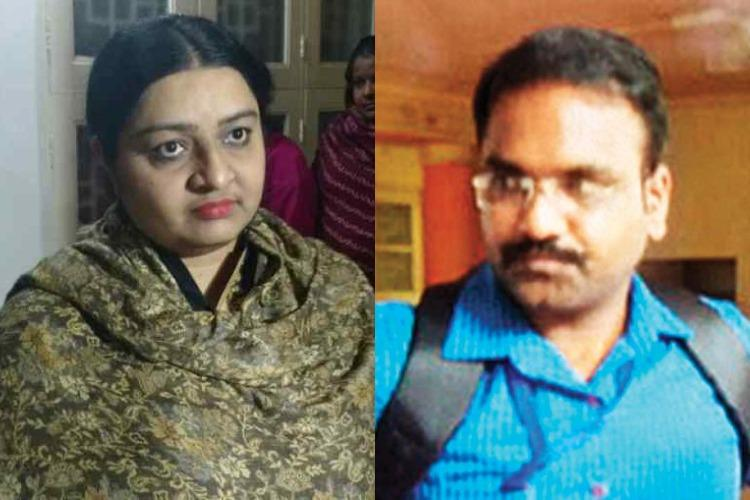 Fake IT officer tries to dupe Jayalalithaas niece Deepa flees right under cops nose