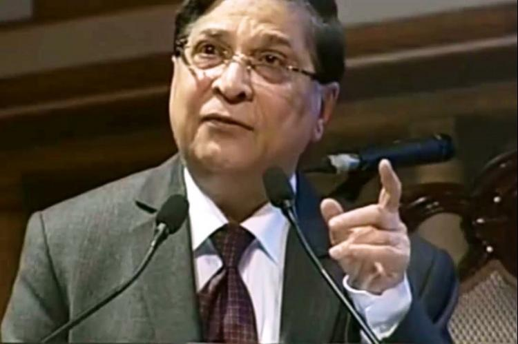 Justice Dipak Misra to become 45th Chief Justice of India