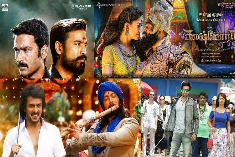Big releases for Deepavali weekend in south India Which of these will set the box office on fire