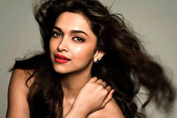 Times Of India Saw Her Cleavage Deepika Padukone Shows Them She Has