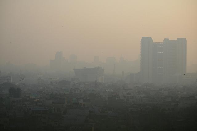 Merits of exercise outweigh demerits of air pollution even in Delhi Cambridge-led study claims