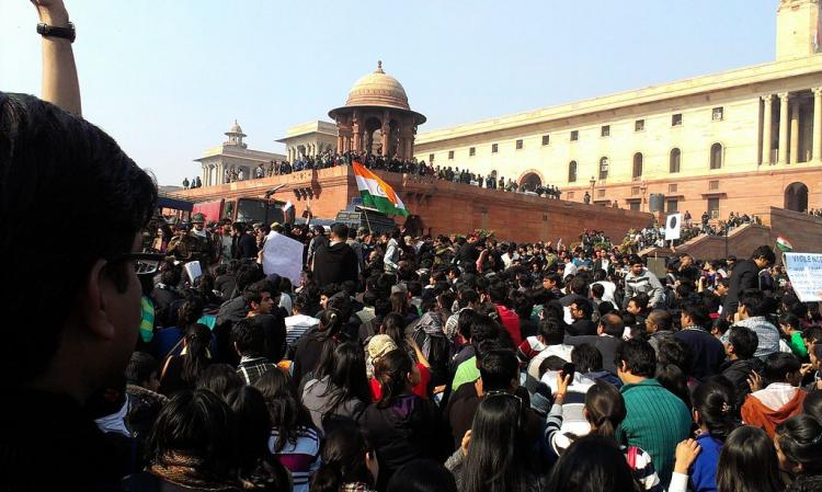 Protests creating traffic snarls No problem it must go on says SC