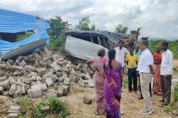 Communal attacks on Dalit Christians on the rise in Telanganas Yadadri allege activists