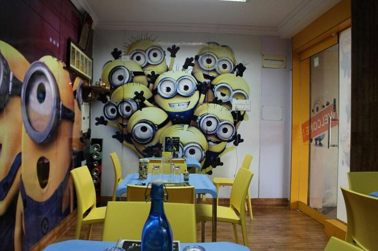 At this Chennai cafe give into Minions love with sandwiches named after them