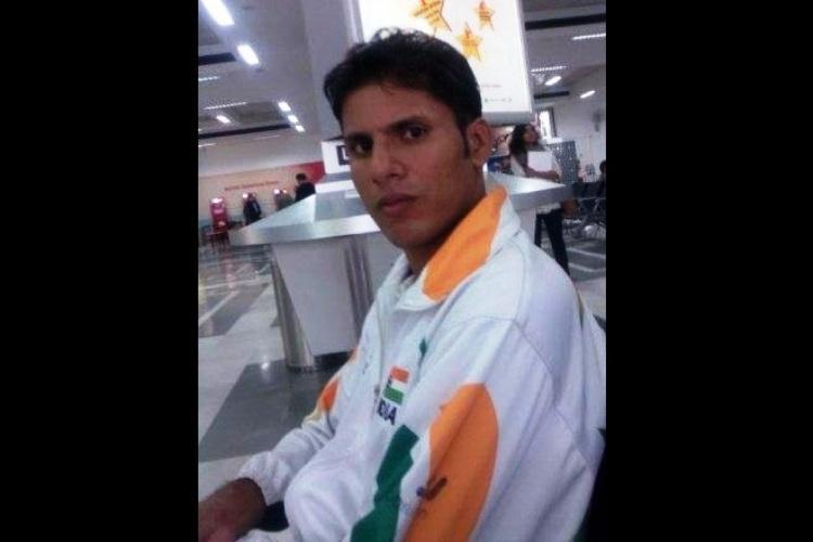Rio Paralympics Javelin thrower Devendra Jhajharia wins Indias second gold