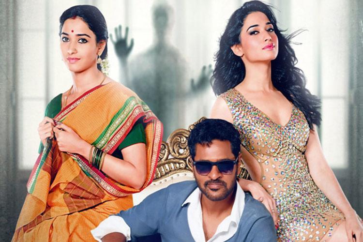 Vijay and Prabhudeva might reunite for Devi sequel