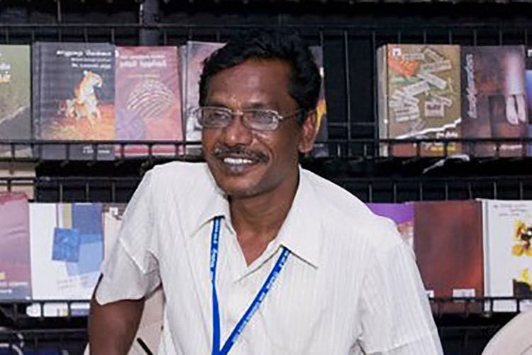 Incisive and evocative meet Devi Bharathi a Tamil writer inspired by his rural upbringing