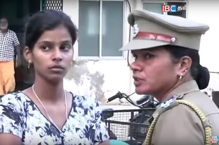 19-yr-old daughter allegedly plotted mothers murder TN police on Tiruvallur case
