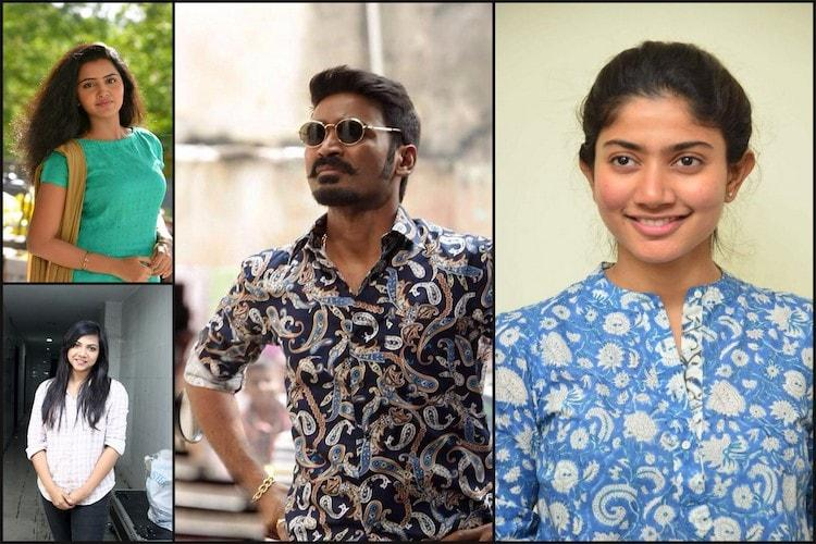 With Maari 2 Dhanush will have paired onscreen with all three Premam girls