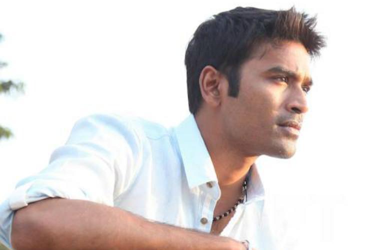 Dhanush in clean-shaven look for Enai Noki Paayum Thota and Vada Chennai