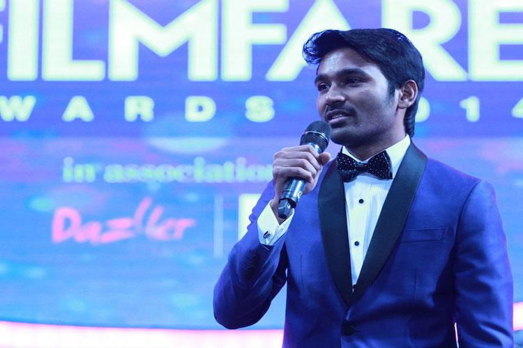 Waiting for a unique role character should suit me Dhanush on working in Bollywood