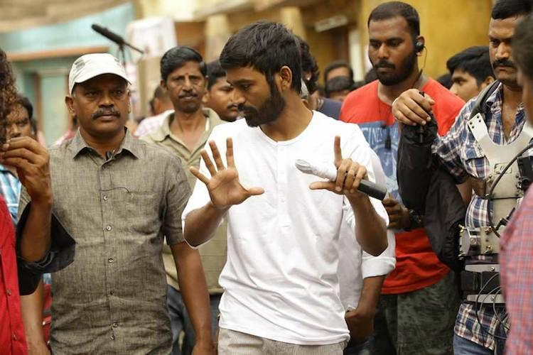After Maari 2 Dhanush to direct another project slated to roll in Aug 2018