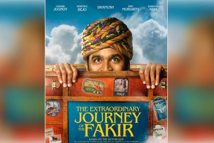 Dhanush's Hollywood Debut 'The Extraordinary Journey of the Fakir' Teaser is out