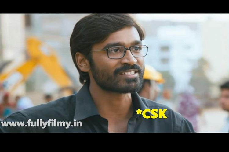 Watch Heres a hilarious dubbed video of Dhanush venting about the IPL without CSK