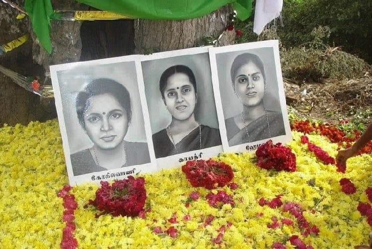 As their daughters killers walk free anger and disbelief at Dharmapuri victims homes