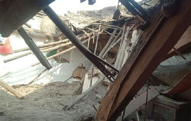 Grandmother 2 grandchildren killed in Karnatakas Dharwad after building collapses
