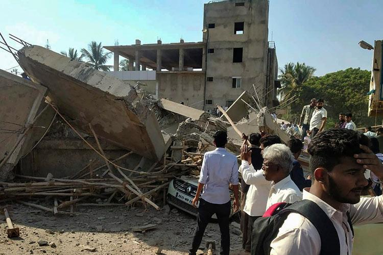 Dharwad building collapse Death toll climbs to 12 rescue ops continue for 3rd day