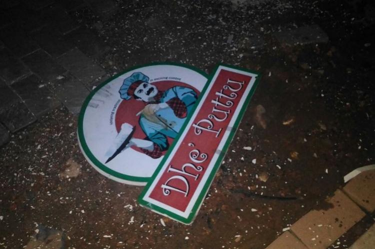 Welcome to Central Jail Dileep arrest evokes public anger his restaurant vandalised