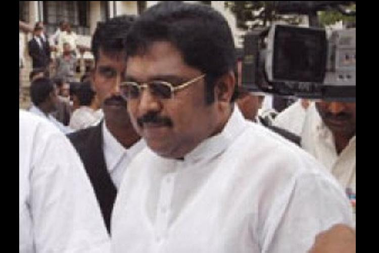 As she goes to jail Sasikala shows its family she trusts Dhinakaran made party deputy chief