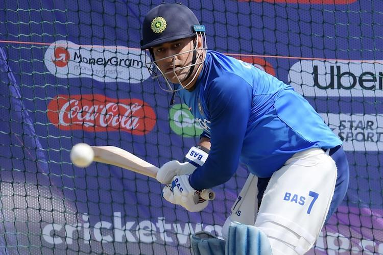 Its about mindset MS Dhoni criticised for baffling approach against England
