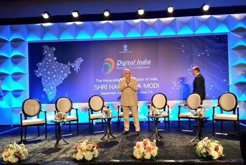 We can transform lives Full text of PM Modis speech at Digital India initiative