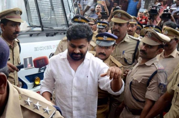 Another land encroachment charge against Dileep this time on the banks of the Periyar