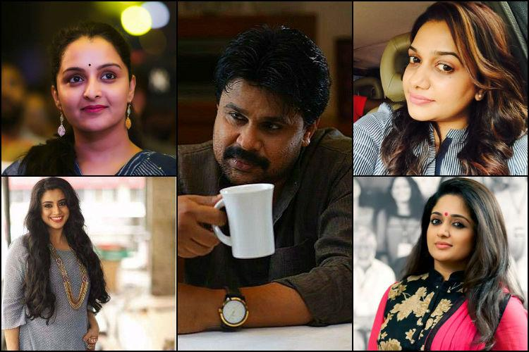 Malayalam actor assault What Manju Rimi and Kavya told the police about Dileep
