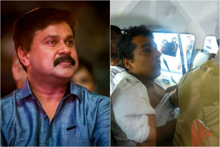 Ex inmates who got Pulsar Suni mobile arrested Did accused in actor abduction threaten Dileep