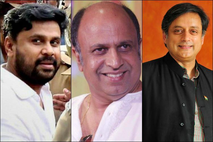 Why hound Dileep but spare Shashi Tharoor Actor Siddique defends his friend