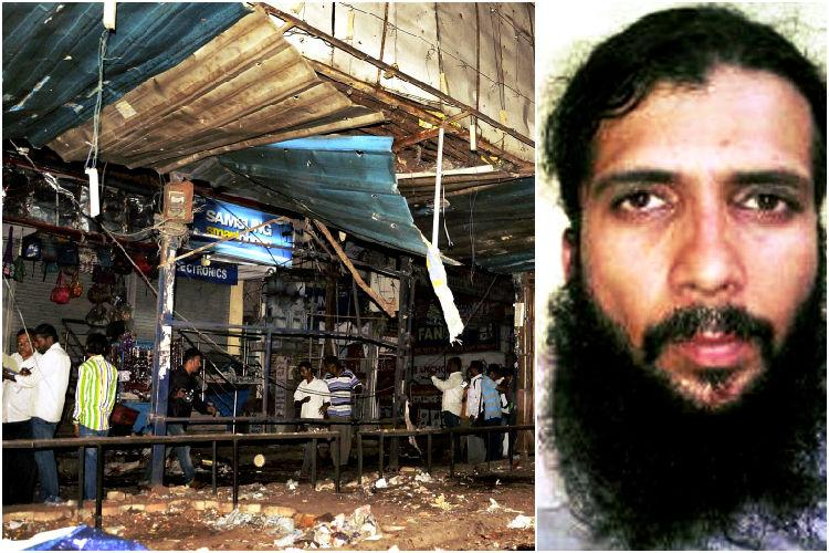 Yasin Bhatkal and four others sentenced to death in Dilsukhnagar twin blasts case