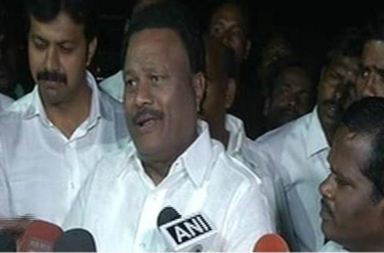 TN Min slams BJP for delaying Cauvery Management Board in view of Ktaka elections