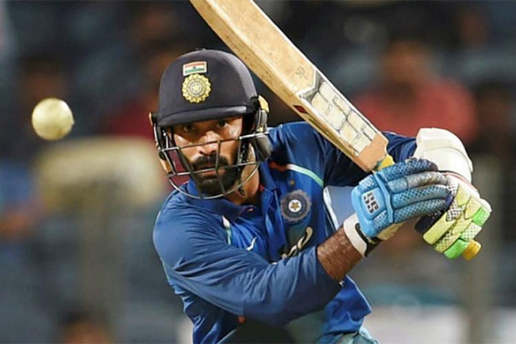 Dinesh Karthik replaces injured Saha for Afghanistan Test