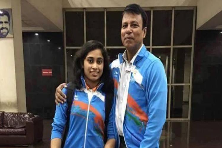 Target is to ensure Dipa reaches Asiad gymnastics finals Coach Nandi