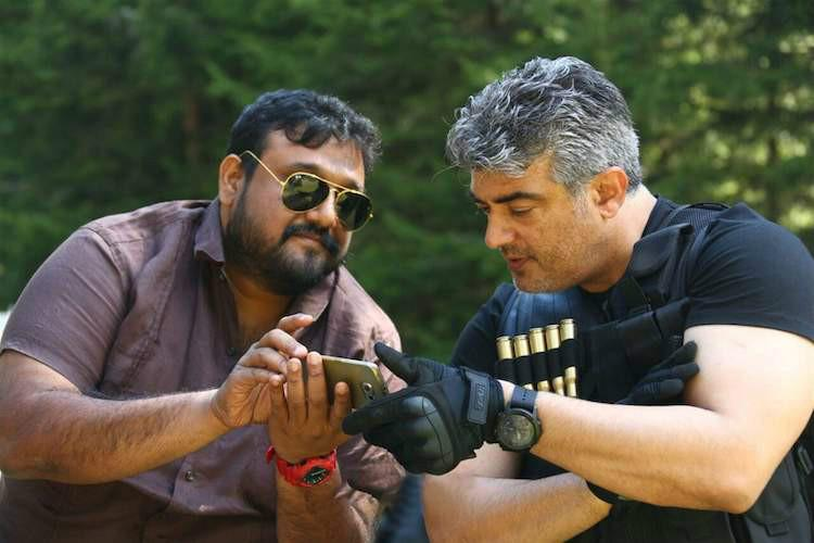 Ajith and Siva to collaborate for Veeram 2