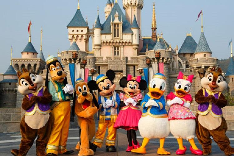 Bengalurus Disney World may be built at the foot of Nandi Hills says Minister KG George