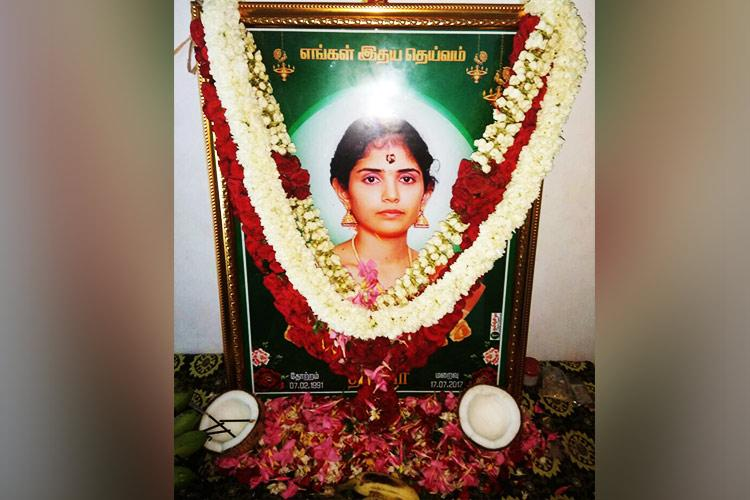 Dont push your daughter back to abusive in laws urges mother of TN woman killed for dowry