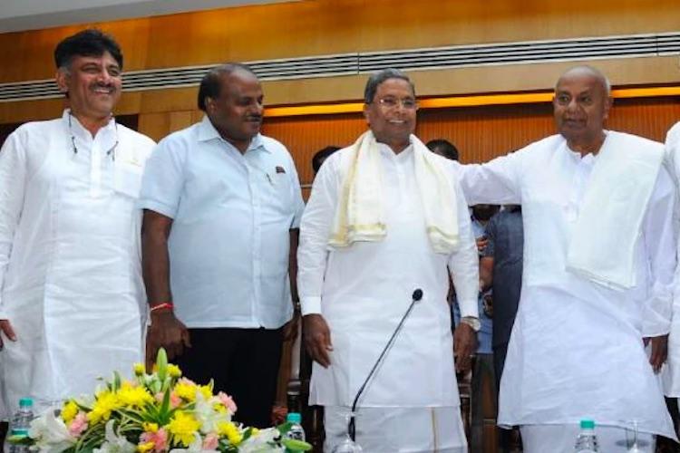 The dilemma of being Siddaramaiah or DK Shivakumar in the new Congress-JDS order
