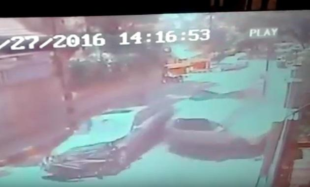 Video Bengaluru doctor rams into three cars a scooter kills old man