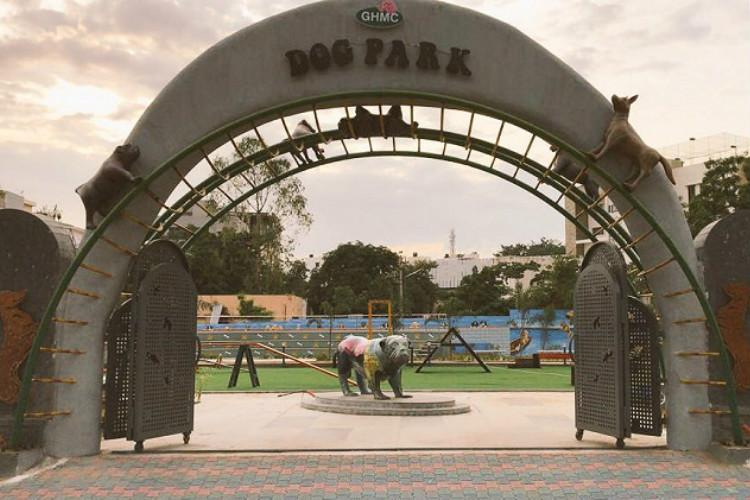 Attention pet parents Hyderabad is now home to Indias first-ever dog park