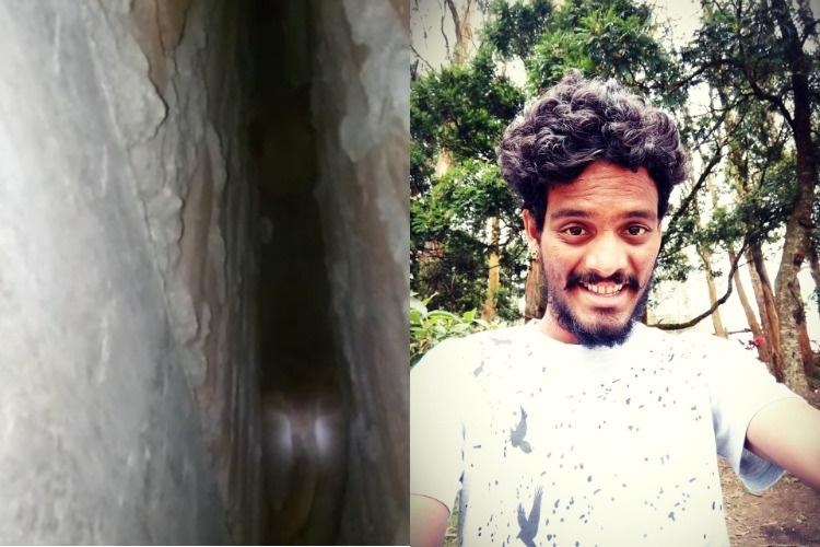 How a Hyderabad locality rescued a dog stuck between 2 buildings for three days