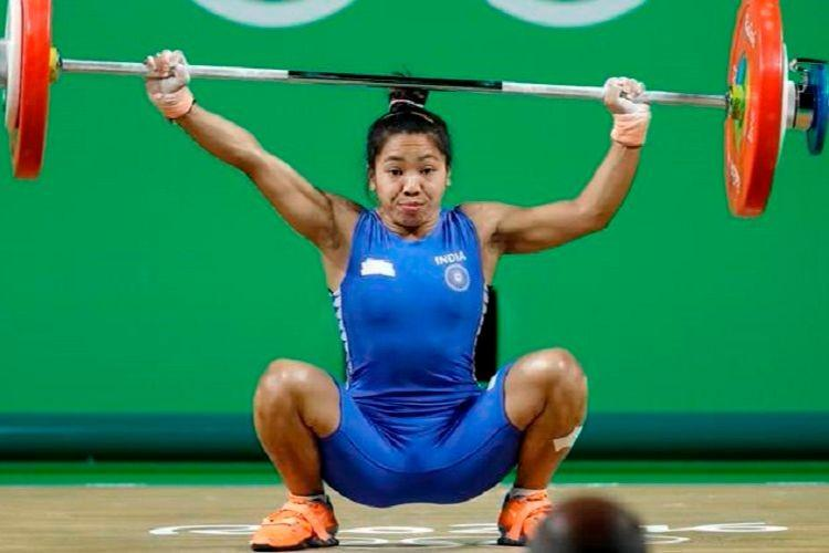 Weightlifter Mirabai Chanu wins first gold for India at Commonwealth Games 2018