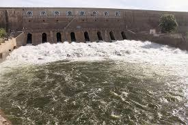 As Mettur dam reaches full capacity flood alert issued in 9 TN districts