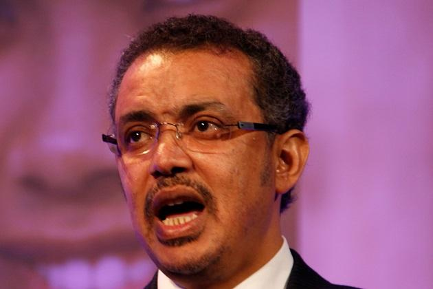 Ethiopia's Tedros Adhanom is Director-General of WHO