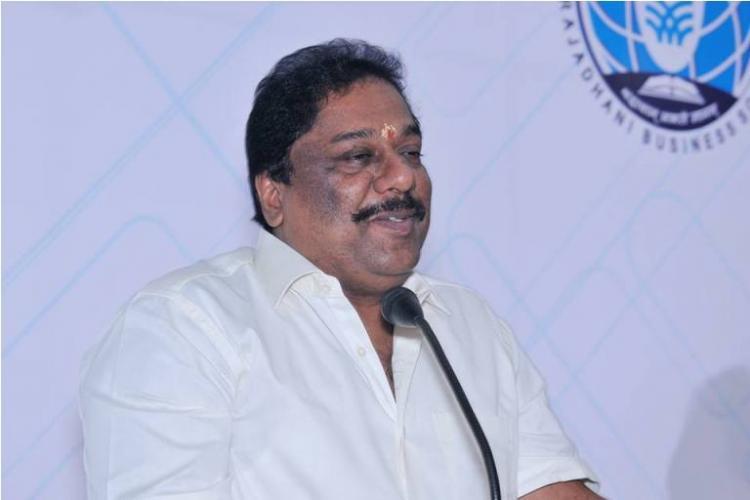 Kerala Polls Biju Ramesh is AIADMK candidate from Thiruvananthapuram