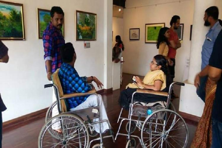 Art to environment This Kerala NGO is helping disabled children dream big