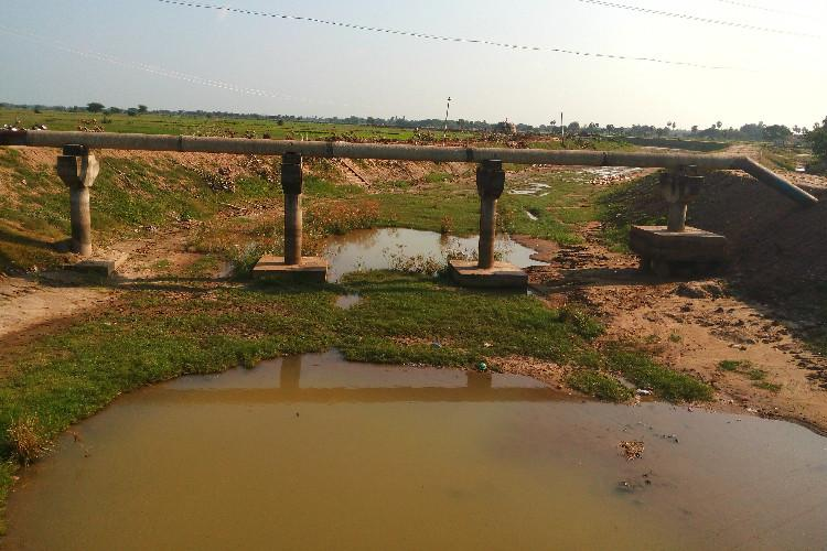 Not a drop to drink With water-bodies drying up TN Delta villagers never had it this bad