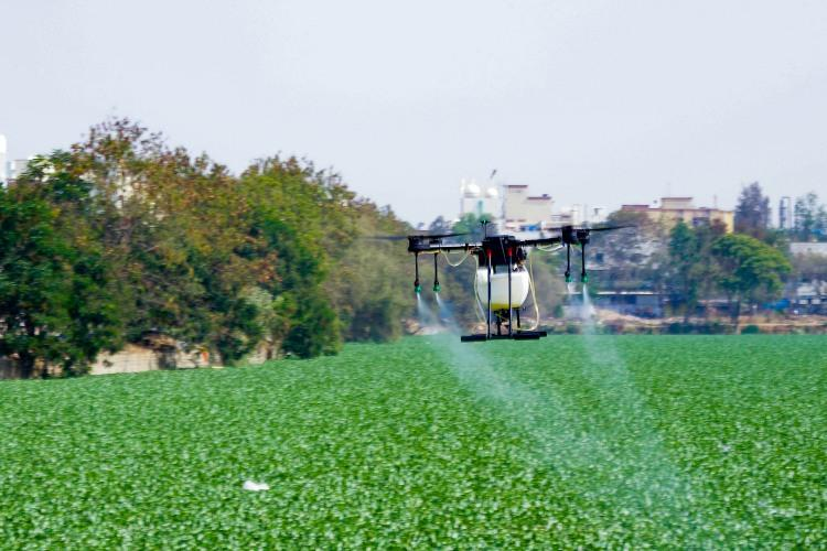 Hyderabad civic authorities to use drones to fight mosquito menace in all city lakes