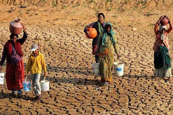 No water even for gods how drought is hitting temples and shrines in the country