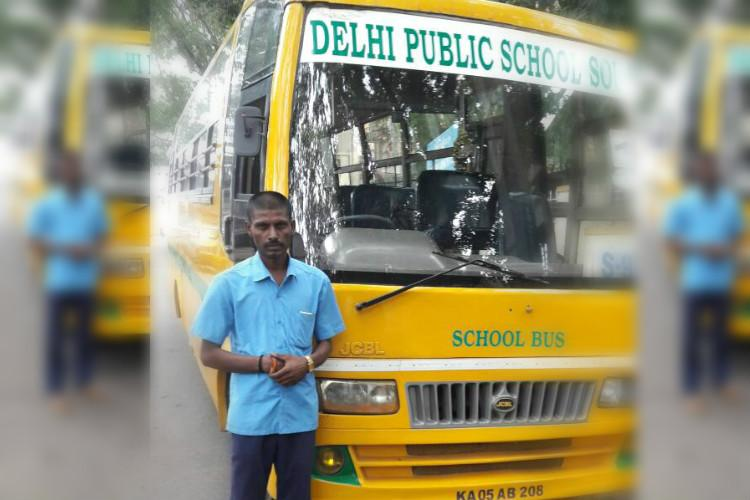 Are Bengalurus school buses safe Two drunk drivers caught in two days 20 young lives risked